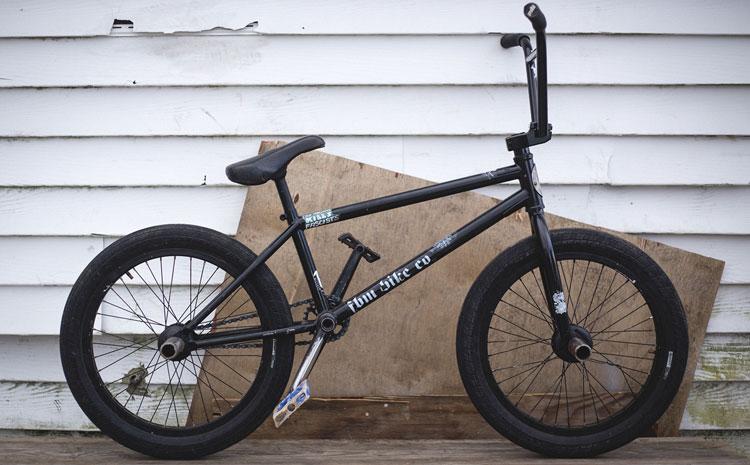 FBM BMX Bike Check
