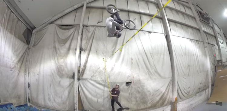 Foam Pit High Jump