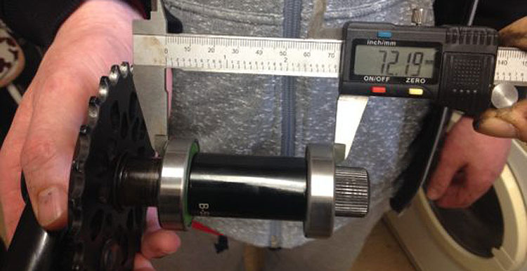 How To Install A Press Fit Bottom Bracket