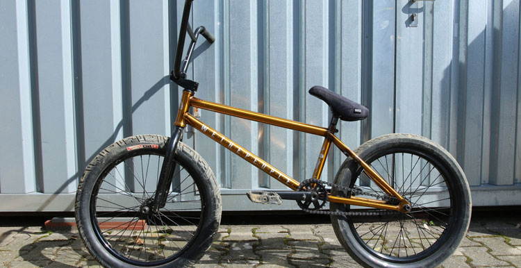 Wethepeople – Max Gaertig Bike Check