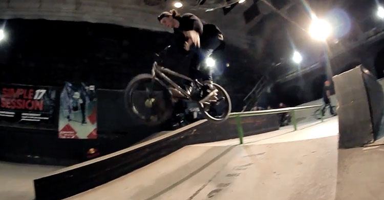 Par BMX – Simonas Norkus @ Kablys Skatepark
