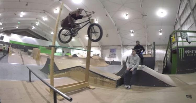 New Record BMX High Jump