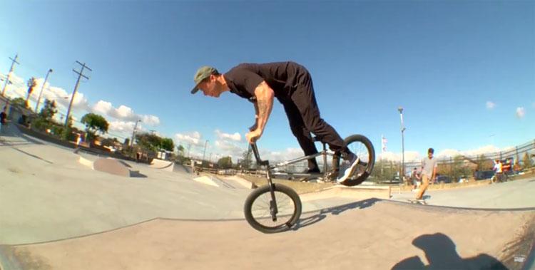 Sean Ricany, Andrew Castaneda and Iz Pulido Skatepark Clips