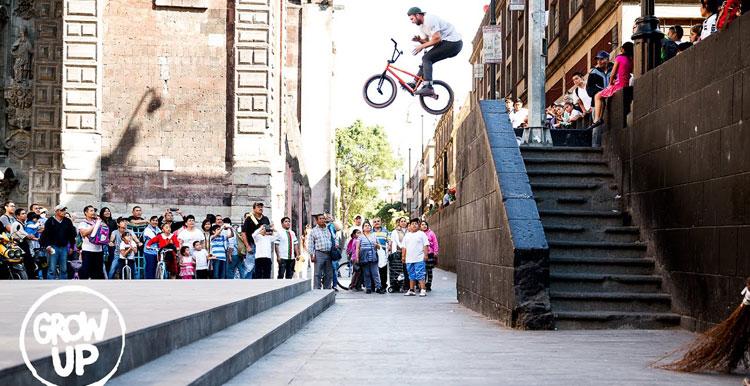 "Sunday Bikes – Aaron Ross ""Grow Up"" Section"