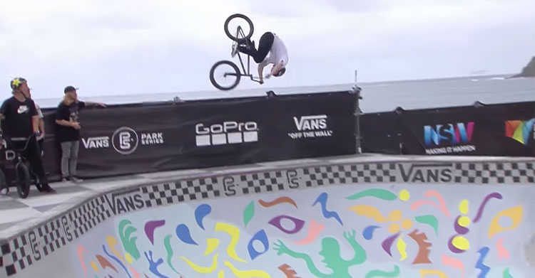 Vans BMX Pro Cup – Sydney Top 3 Highlights