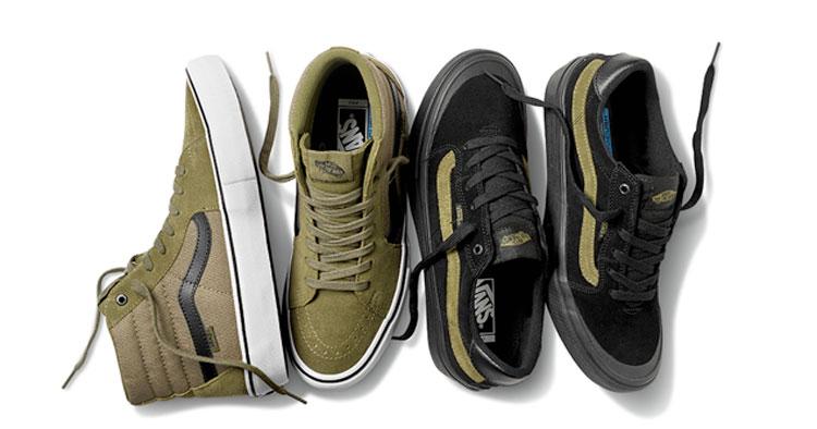 Vans – Dakota Roche Signature Style 112 Pro & Sk8-Hi Pro Shoes