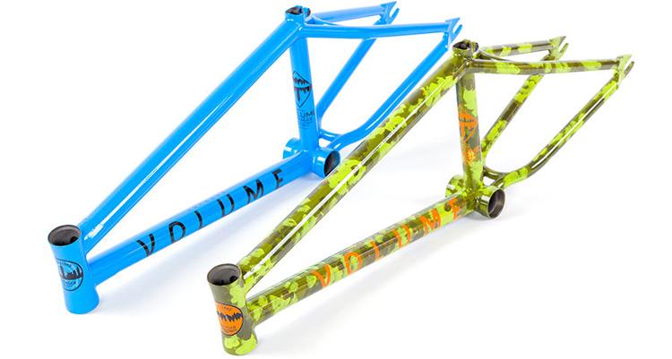 Volume Bikes – Voyager Frame