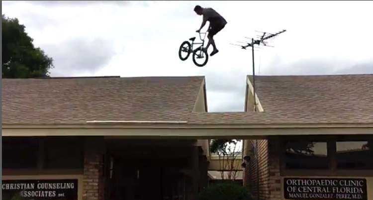 FloriDeah – Sean Ricany Loves Riding On Roofs