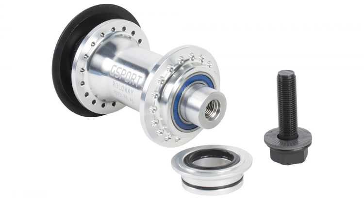 GSport BMX Roloway Hub Front