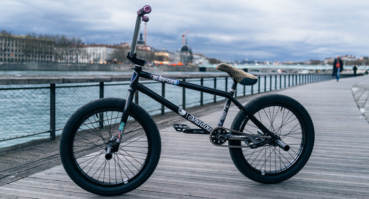 Subrosa Brand Joris Coulomb Bike Check BMX