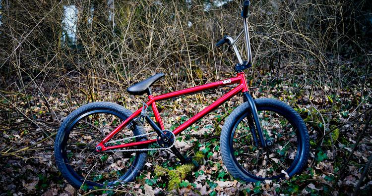 Martin Capek On Flybikes + Bike Check