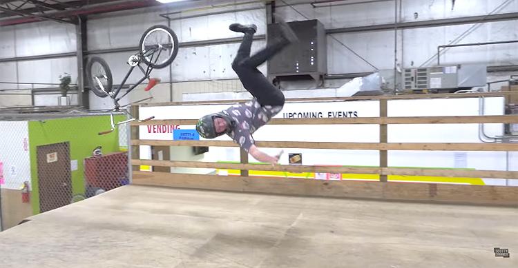 Scotty Cranmer – Kitchen Skatepark Contest – Day 2