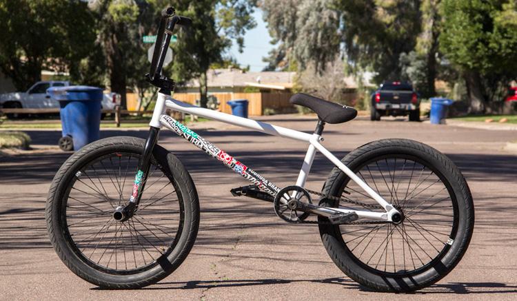 Simone Barraco BMX Bike Check Shadow Conspiracy Subrosa