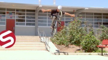 Stolen BMX Jerimiha Miller Video