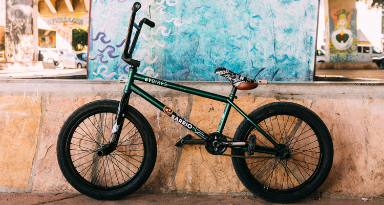 Shadow Conspiracy Albert Mercado Bike Check