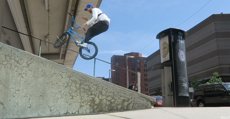 Billy Perry – Riding Street In Boston