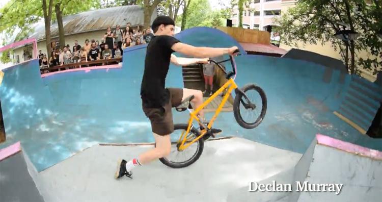 FBM BMX – Gnarrborro Jam 3