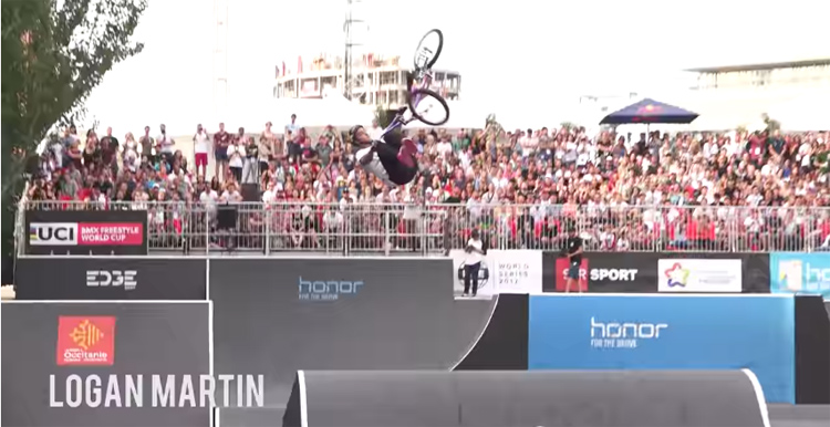FISE Montpellier 2017 – BMX Park Finals Highlights