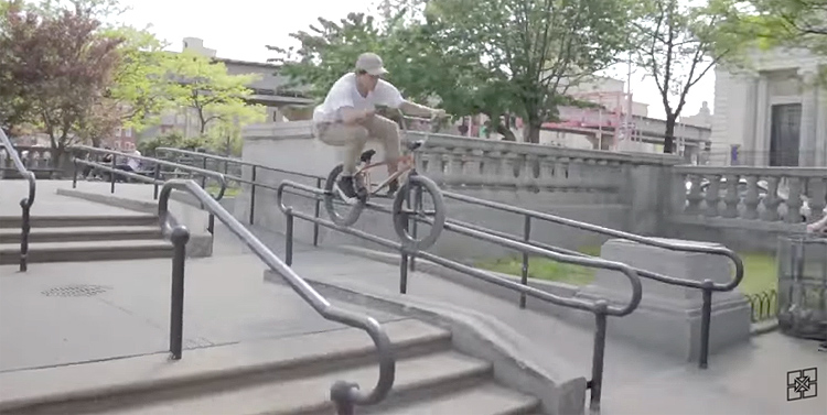 Fit Bike Co. – F-Log: New York with Austin Augie and Van Homan