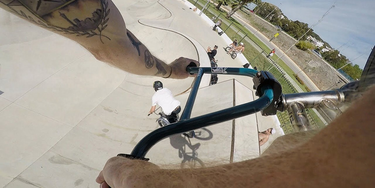 Greg Illingworth –  Málaga BMX Mecca – Vans Pro Cup week