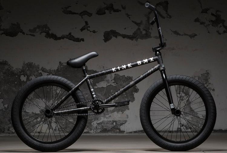 Kink BMX 2018 Solace Complete Bike