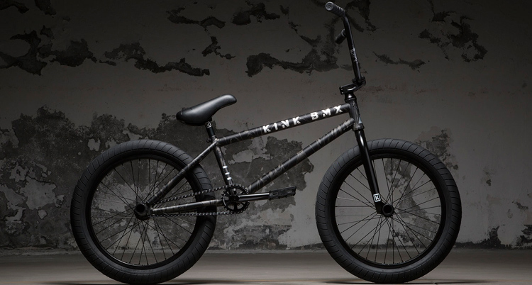 Kink BMX –  2018 Solace Complete Bike