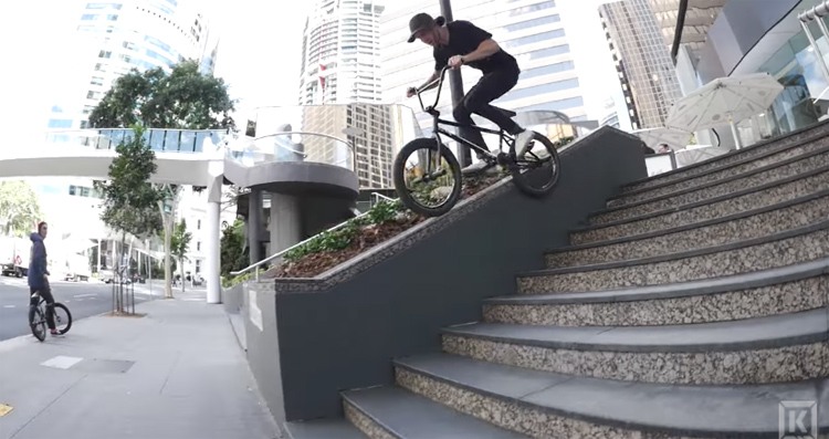 Kink BMX – A Day Down Under