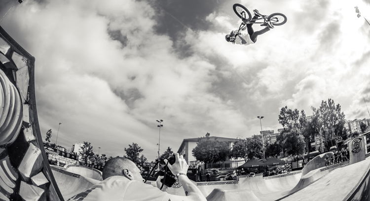 Photogallery – Vans BMX Pro Cup Malaga – Practice