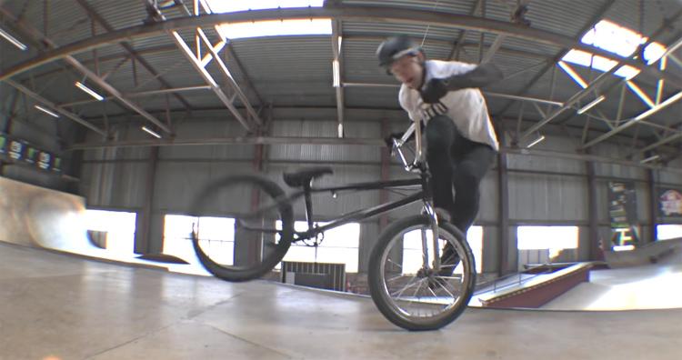Par BMX – Tomass Grinbergs 2017 Video