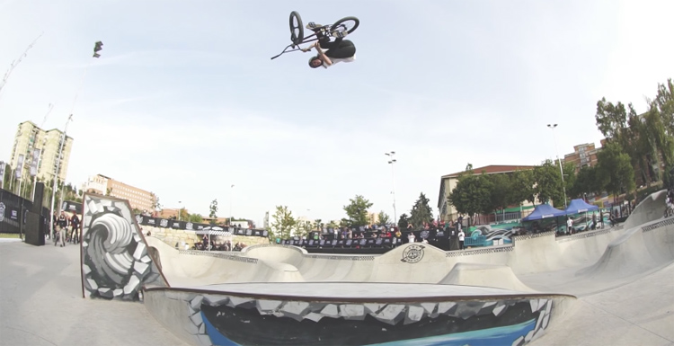Vans BMX Pro Cup Malaga – Practice Day 1 Highlights