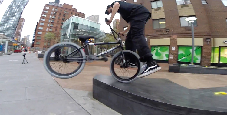 Volume Bikes – Billy Perry Signature Transit Complete Promo