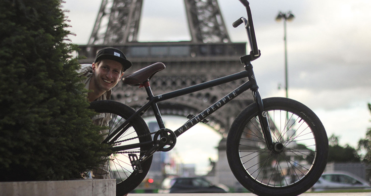 Eclat BMX – Robin Bourhis Bike Check