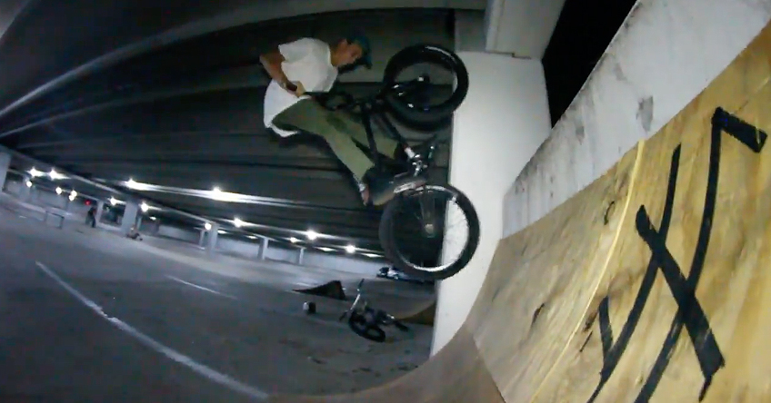 FloriDeah – Rainy Day Parking Garage Session