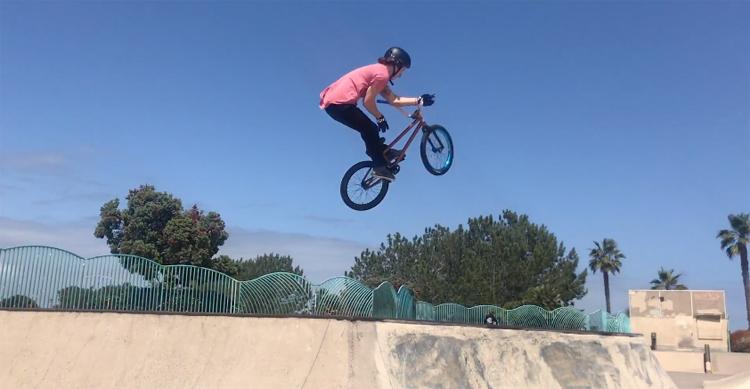Keith Schmidt 2017 Video Bike Check