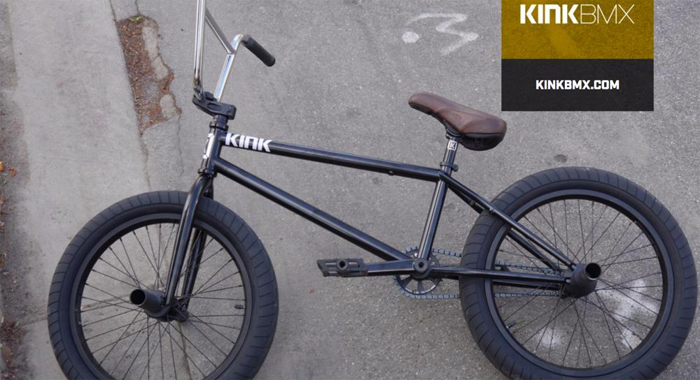 Kink BMX – Calvin Kosovich Bike Check