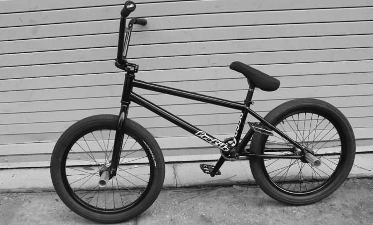 Matt Coplon Bike Check Profile Racing BMX