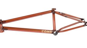 Mutiny Bikes 2017 Comb BMX Frame