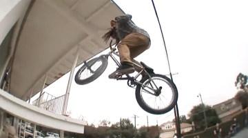Mutiny Bikes 2017 Mixtape Tony Cardona BMX video