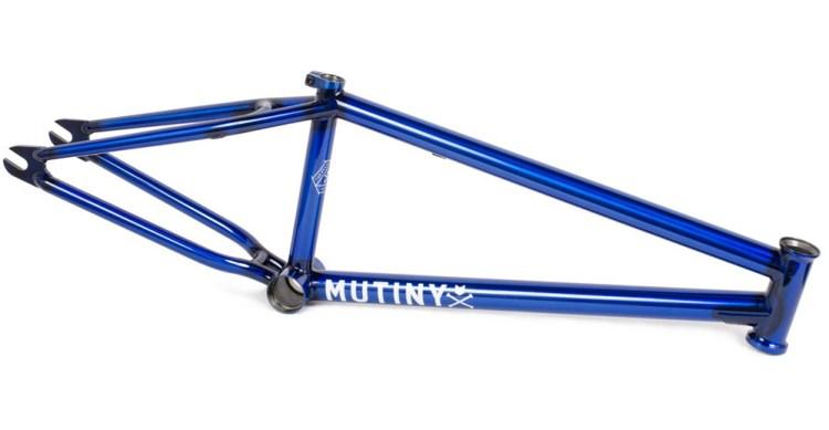 Mutiny Bikes Post Matt Roe Frame BMX