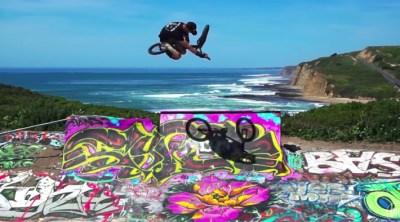 Santa Cruz BMX video
