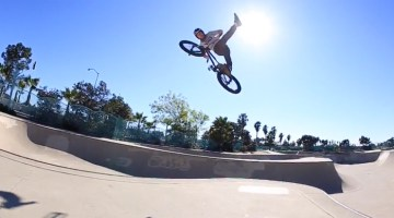 SE Bikes Matt Cordova SoCal Bowl Shredding BMX video