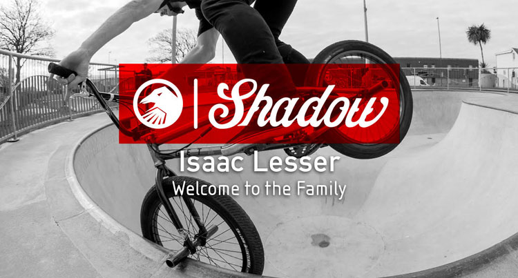 Shadow Conspiracy – Isaac Lesser Welcome Video