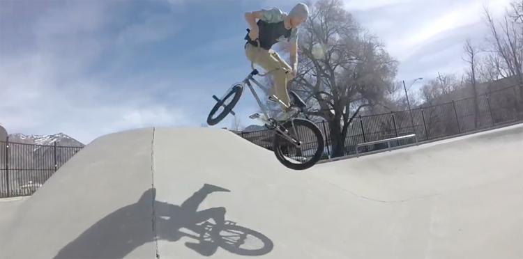 Fit Bike Co. – Skyler Pingree Spring 2017 Video