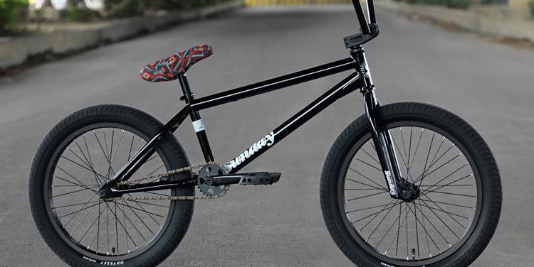 Sunday Bikes – 2018 Erik Elstran EX Complete