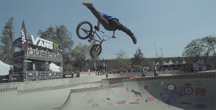 Vans BMX Pro Cup Guadalajara – Regional Qualifier Highlights