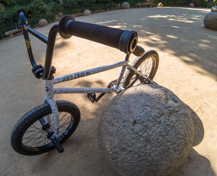Vasya Lukyanenko BMX Bike Check