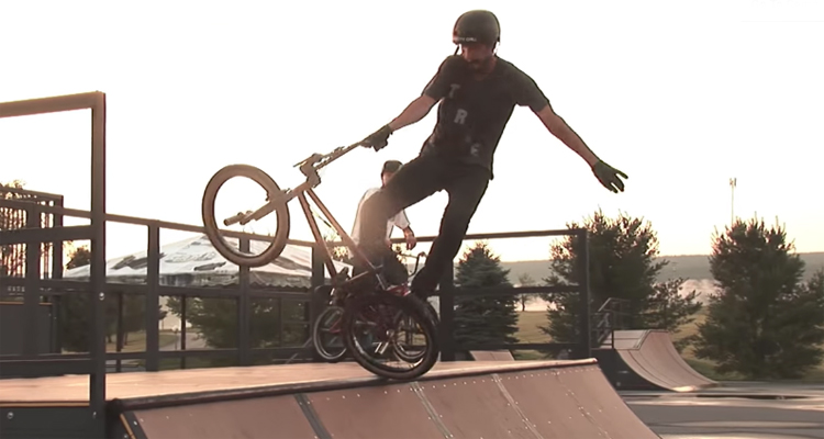 Woodward East – Spot Check: Launch Pad Mini Spine