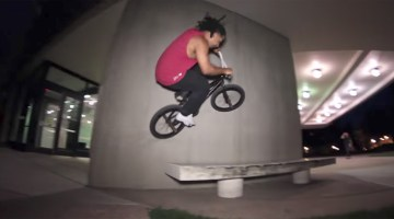 Abdul Fofanah Animal Bikes BMX video
