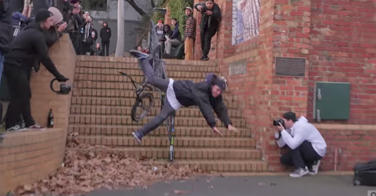 The Street Series 2017 – BMX Day In Melbourne