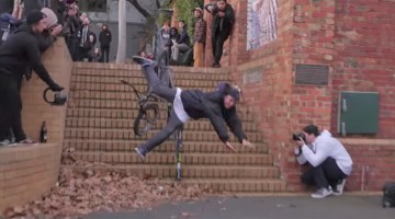 BMX Day Melbourne The Street Series 2017